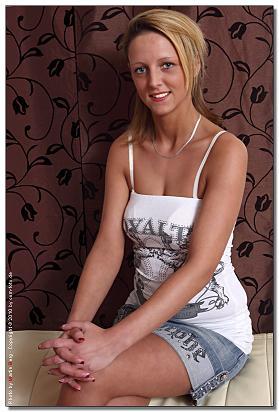 Model Magdalena